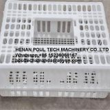 Nigeria Chicken Transport Cage Crate & New Plastic PE Material Live Chicken Carriage Cage & Plastic Chicken Transport Cage for Live Chicken in Poultry Farming