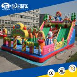 custom Inflatable Bounce slide / inflatable castle house for kids