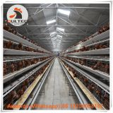 Mexico Poultry Farming A Type Battery Layer Cage & Chicken Coop & Hot Galvanized Cage & Hen Cage with 120 birds in Shed