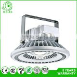 High brightness cob 120W led high bay lighting high bay lamp 5 years warranty, CE ROHS high bay led well