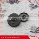 custom made metal buttons/metal buttons for garment/metal buttons for clothing
