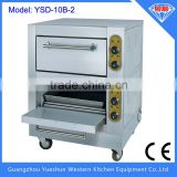 Factory professional supplying electric bakery free standing oven