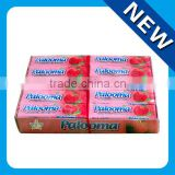 5 Stick Chewing Gum(strawberry flavor)