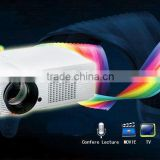 Projector Digital TV tuner HDMI USB best for home theater led projector factory supply directly low price!!!