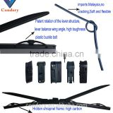 Custom Intelligent Multi-Purpose car wiper blade best price car wiper Car Accessories parts