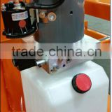 reversible hydraulic power pack for tail lifts passenger lifts stair lifts material handling equipment