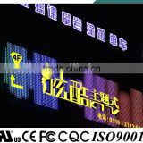 5050 3528 smd led outdoor signage design by YD company