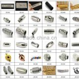 316 stainless steel magnetic clasps,stainless steel clasps for bracelets,steel magnet clasps                                                                         Quality Choice