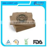 Custom printing paper napkin for restaurant                                                                         Quality Choice