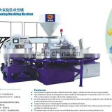 la fabrication de sandales machine\sandalias machine\pvc moulding machine\flip flop making machine