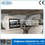 "Android car monitor special for mercedes s class 9"" car headrest mount portable dvd player"
