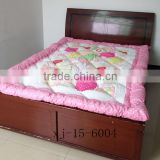 100% Cotton Material and Children Age Group bedding set