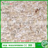 natural flexible fiber wall coating decoration