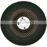 "T27 4"" 100*6*16 resin grinding wheel for circular saw blade for metal/iron/stainless steel/steel/aluminium/alloy/copper"