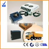 12v/24v rooftop semi truck air conditioner for truck, engineering vehicle, construction vehicle