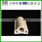 2015 new product artificial stone plastic composite interior decoration baseboard molding