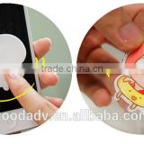 Hot sale best promotion gifts microfiber cellphone cleaning sticker