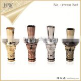 Hongwei rotary drip tip,popular for e cigarette atomizer