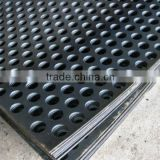 Trade Assurance alibaba china supplier Powder coated aluminum sheet perforated/Decorative perforated metal
