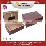 2015 hot sale wood cigar cases