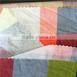 100% different colours fashion printed nylon cotton fabric/washing fabric from China suzhou.,co.Ltd