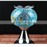 newly style electric oil Warmer lamp-7 small decorative oil lamp mosaic fragrance lamp YXNY