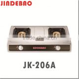 JK-206A 2 burner gas stove gas cooker spare parts                                                                         Quality Choice