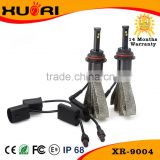 new product New Arrivals car accessories led motorcycle headlight bulb 40w 3600LM auto 9004 led headlights