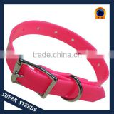 Top hot sale waterproof durable TPU coated webbing dog collar