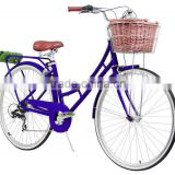 hot selling old style dutch style strong steel city bicycle bike for man
