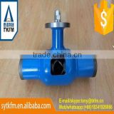 2015 TKFM water control electric actuator ball valve made in italy