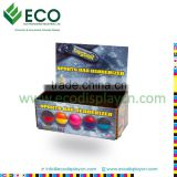 Ball Countertop Paper Display , Corrugated Ball Packaging Boxes Wholesale
