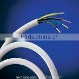 ZR-RVV 300/300V/Flame Resistant electric wire flexible hose/electric resistance wire PVC coated