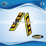 led car light soft type Dual color Daytime Running Light with the function of street