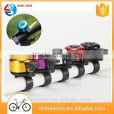 Factory direct sale bicycle bell mountain bike color little horn warning bike ring bells
