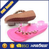 2016 new relax rope flipper sandal