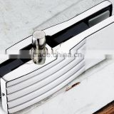 Aluminum alloy glass door center lock(GD-017)