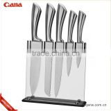 6pcs kitchen Knife Set Stainless steel kitchen chef knife set Quality Choice