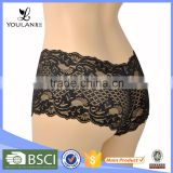 beautiful black new arrival custom service hot lace sexi girl wear bra panty photo panty