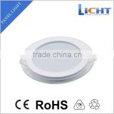 L-P12 Round led panel lights & lighting 18w with 2 years warranty CE rohs smd led ceiling lights