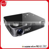 Home, Business & Education Use and Digital Projector with Android OS DLP Smart mini 3D Portable Projector