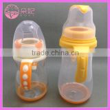 Factory wholesale baby care product Wide Neck Baby Feeding Bottle