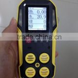 GasAlert Multi gas detecting alarm for carbon dioxide, CO, o2 and h2s gas detector,