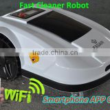Hot Sale High Quality Intelligent Electric Patent Supoman intelligent auto lawn mower robot Prices For sale