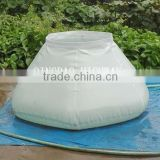 Portable onion PVC water tank