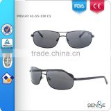 2015 High Quality Brand Cool Polarized Sports Men Aviator Sunglasses