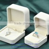 Beauty wedding ring jewelry case for lady