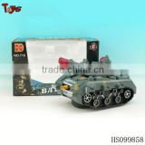 B/O toys with light and music tank toy