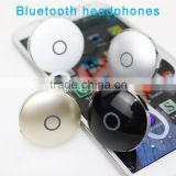 Mini Bluetooth Earphone Wireless Headphone With MIC Handfree Sport Ear Bud Mobile Phone MP3 Headset For iPhone 5 6 Plus Samsung