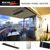 Infrared Overhead Heater and Industrial Workshop Heaters